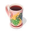 Tasse Nordic changeant de couleur paradis