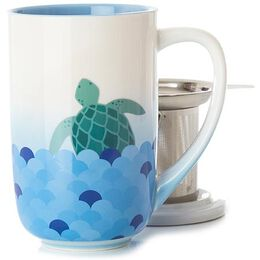 Nordic Mug Color Changing Sea Turtle