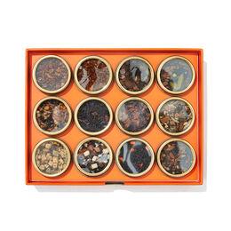 Coffret dégustation de 12 thés Passion chaï