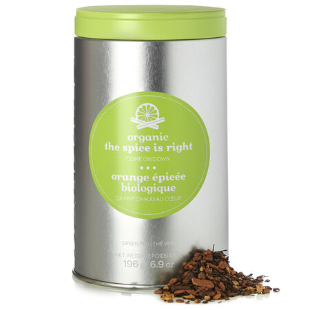 Organic The Spice is Right Favourite Tin