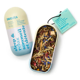 Organic Mother's Little Helper Sleep & Relax Capsule