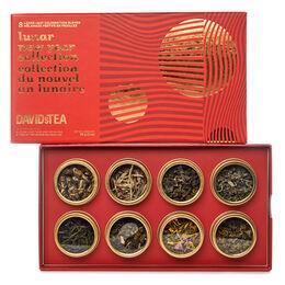Coffret dégustation de 8 thés Collection du Nouvel An lunaire