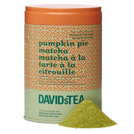 Pumpkin Pie Matcha Iconic Tin