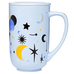 Color Changing Nordic Mug Moon & Stars