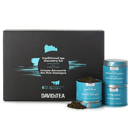Traditional Tea Discovery Kit
