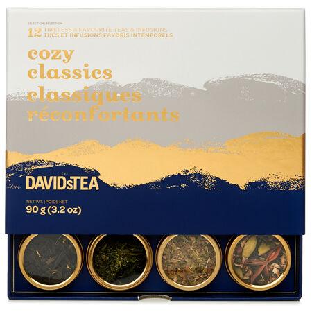 Cozy Classics 12 Tea Sampler
