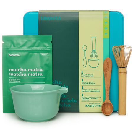Matcha Essentials Kit
