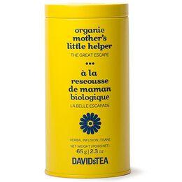 Organic Mother's Little Helper Rainbow Tin
