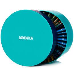 david's top teas sachet tea wheel