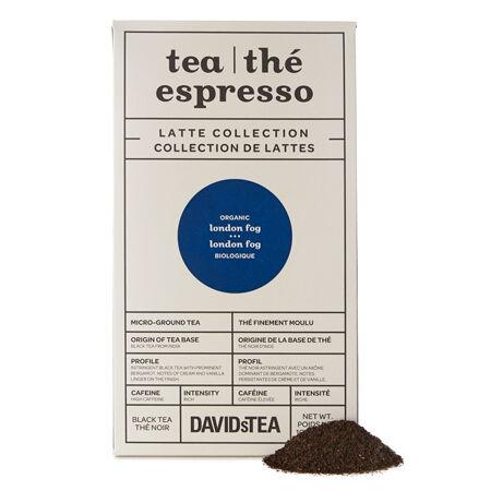 Thé Espresso London Fog