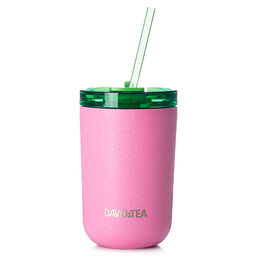 Mini Favourite Tumbler Crackled Pink