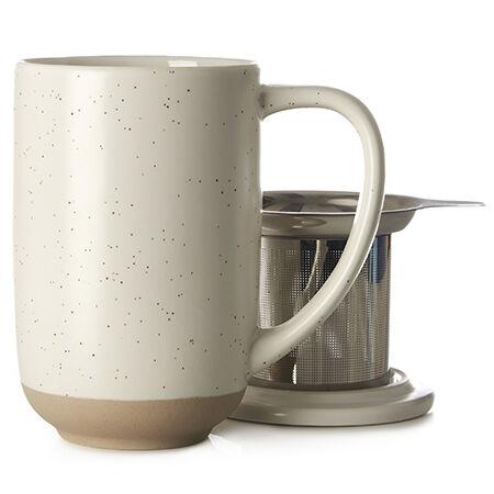 White Speckled Nordic Mug
