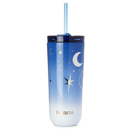 Favourite Tumbler Two Tone Moon & Stars
