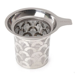 Perfect Infuser Rainbow Cutout Silver