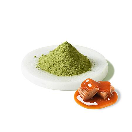 Salted Caramel Matcha