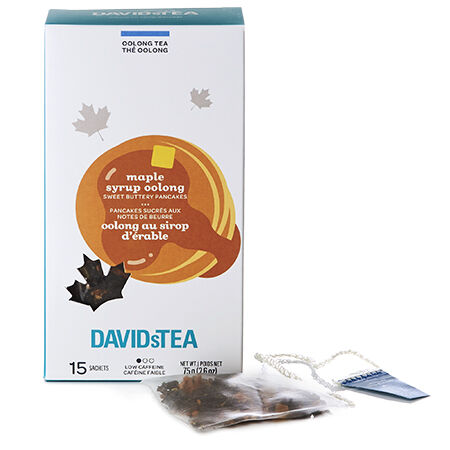 Maple Syrup Oolong Sachets
