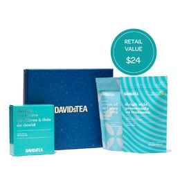 Filter & Tea Gift Set