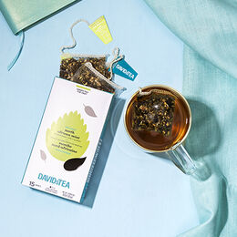 Organic North African Mint Sachets