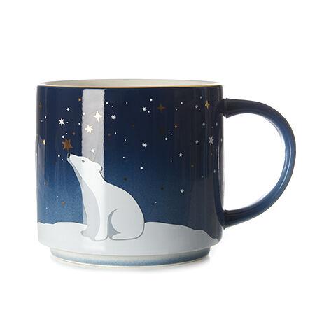 Polar Bear Stackable Mug