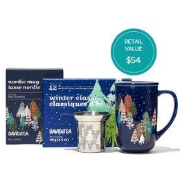 Winter Steep Steep Hooray Gift Set