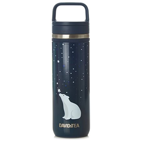 Polar Bear Carry Travel Mug