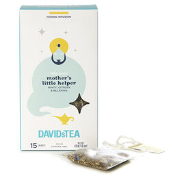 Organic Mother's Little Helper Sachets