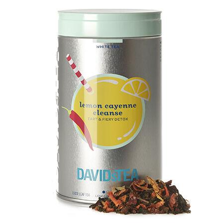 Lemon Cayenne Cleanse Iconic Tin