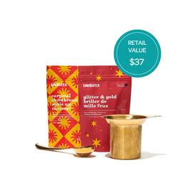 Holiday Tea Steeping Essentials Gift Set