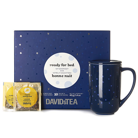 DAVIDsTEA Ready for bed