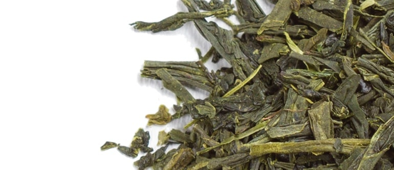 Organic Japanese Sencha tea