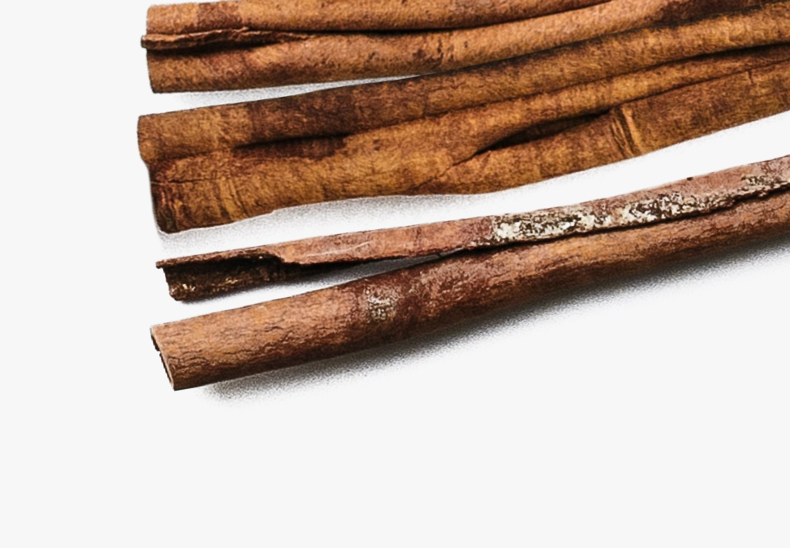 Whole cinnamon sticks.