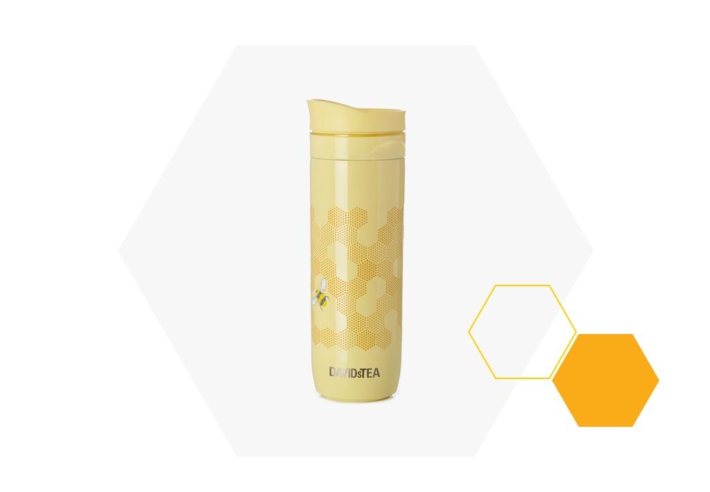 Bee the Change Iconic Tin
