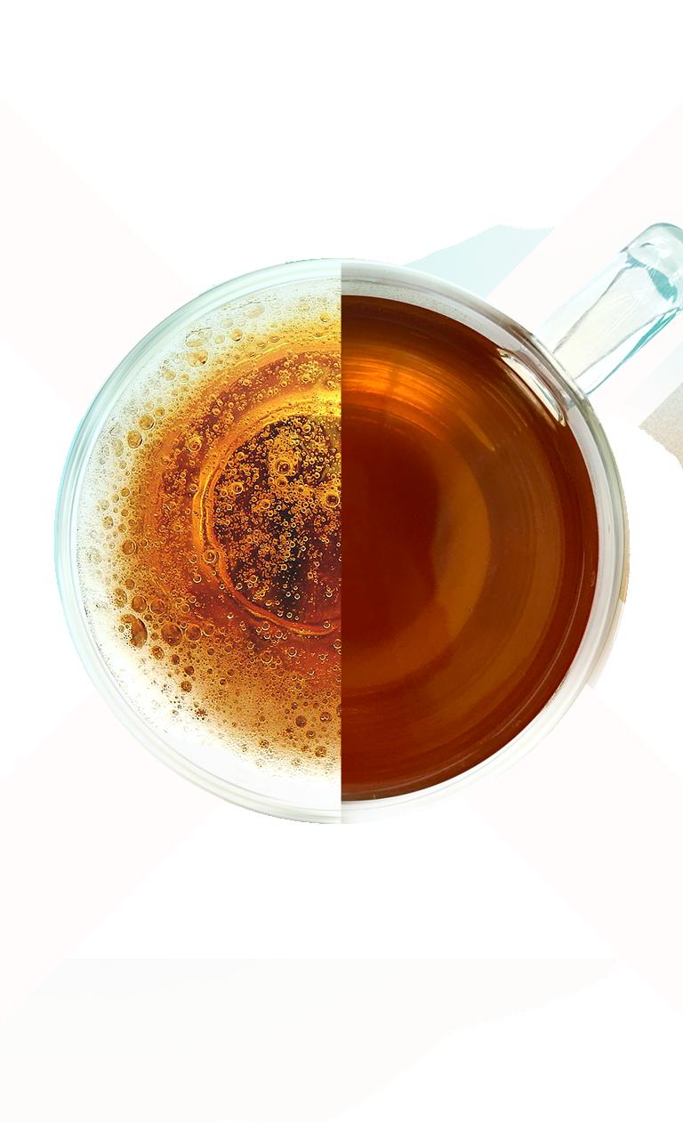 Une vidéo illustrant la collaboration Beau's x Les Thés DAVIDsTEA pour la création de London Fog, une nouvelle bière aromatisée au thé.