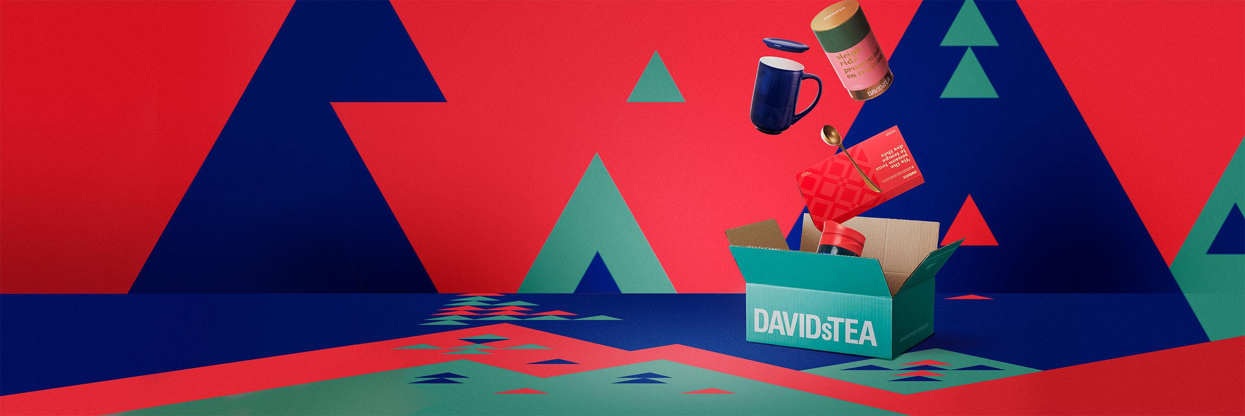 DAVIDsTEA - Buy Loose Leaf Tea Online