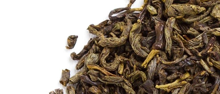 Organic Silk Dragon Jasmine tea