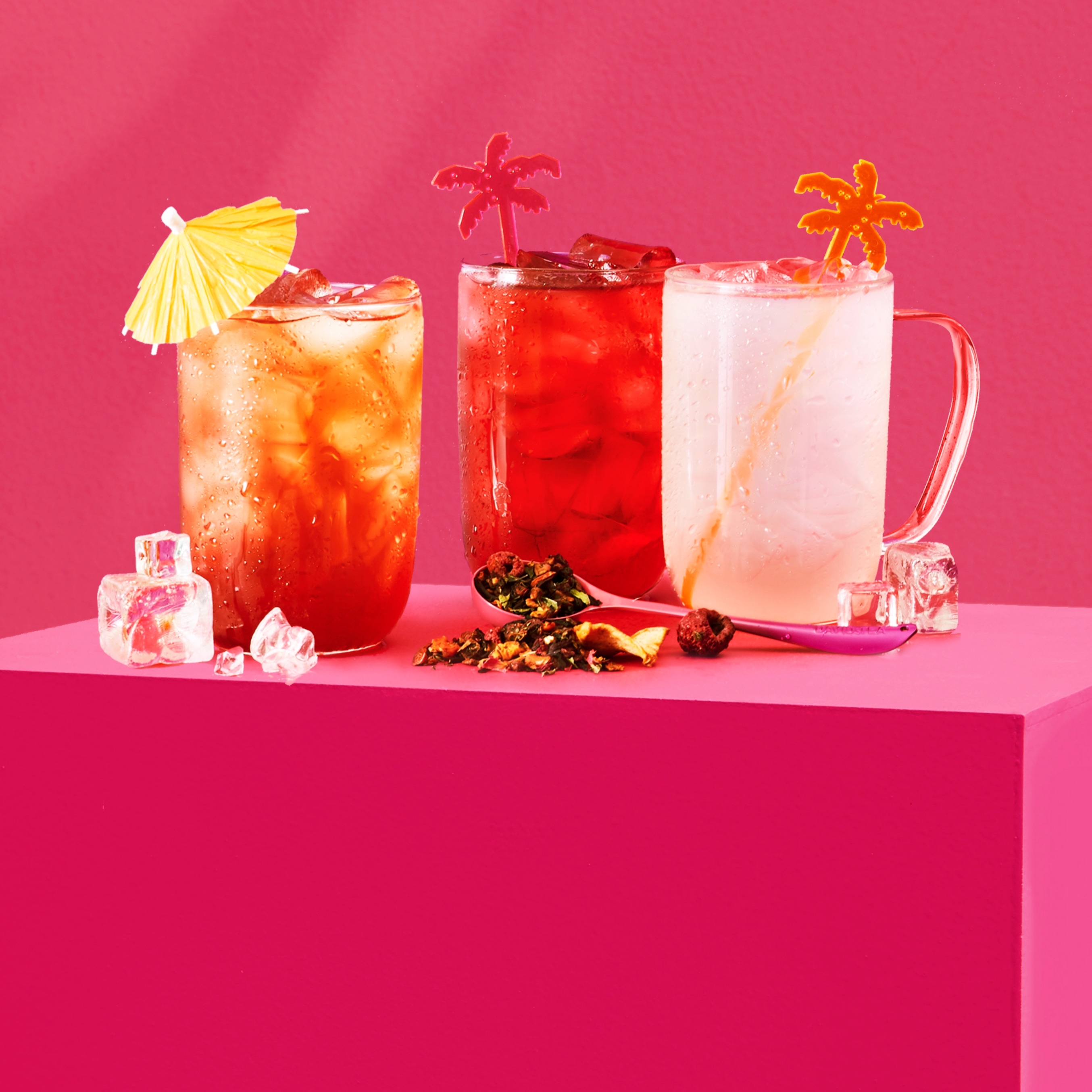 Stay refreshed all year long: now's your chance to scoop up our summer iced teas at 30% off.