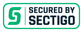 Secured by Sectigo
